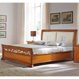 Кровать 160 см Prama Bohemia изголовье экокожа