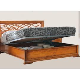 Бельевой ящик 160 см Prama Bohemia с подъемным механизмом