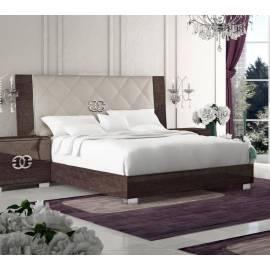 Кровать 160 см Status Prestige с мягким изголовьем