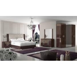 Шкаф 3-дверный Status Prestige с зеркалом