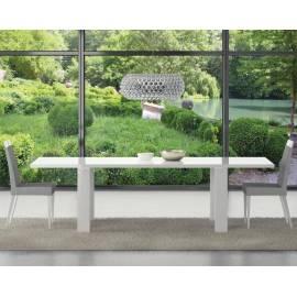 Вставка-расширитель для стола со стеклом Status Elegance White