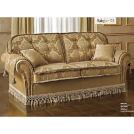 Диван-кровать 2-местный Camelgroup Decor ткань ВABILON DAMASCO 02