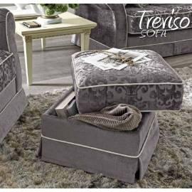 Пуф Camelgroup Treviso sofa, ткань VIP