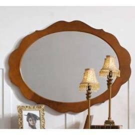 Зеркало Panamar резное овальное 303.000.P