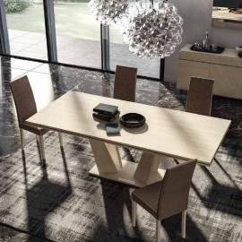 Стол обеденный 180/270 см Status Perla раздвижной прямоугольный