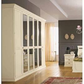 Шкаф 6-дверный Maronese Venere avorio