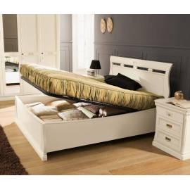 Кровать с контейнером 160 см Maronese Venere avorio